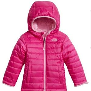 North Face Mossbud Water Repellant Jacket